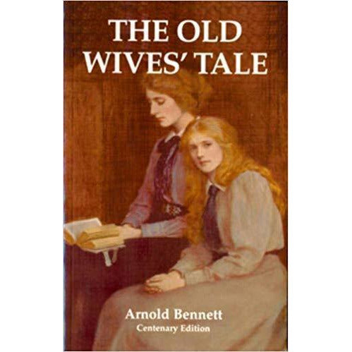 Barewall Books Book The Old Wives' Tale by Arnold Bennett