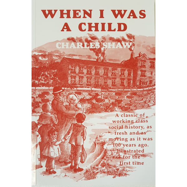 Barewall Books Books When I Was a Child by Charles Shaw