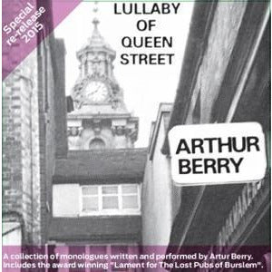 Barewall Books Gift Lullaby of Queen Street Audio CD