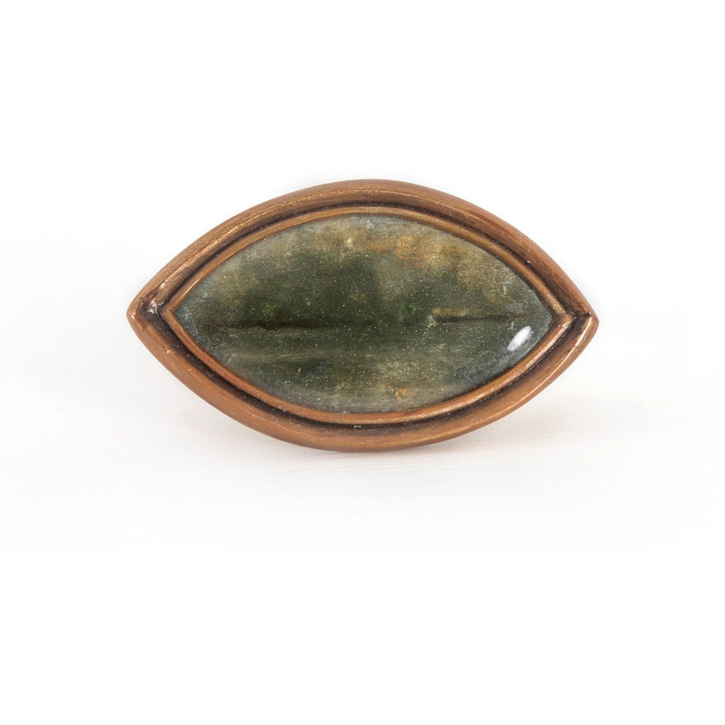 CB1 Ceramic Landscape Brooch by Cynthia Berry | Jewellery by Cynthia Berry | Barewall Art Gallery