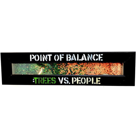 EM10 Trees Vs People by Edward MacKenzie | Original Art by Edward Mackenzie | Barewall Art Gallery