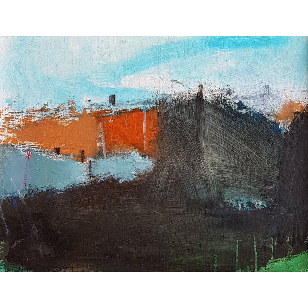 Etruria from Train I by Ian Mood | Original Art by Ian Mood | Barewall Art Gallery