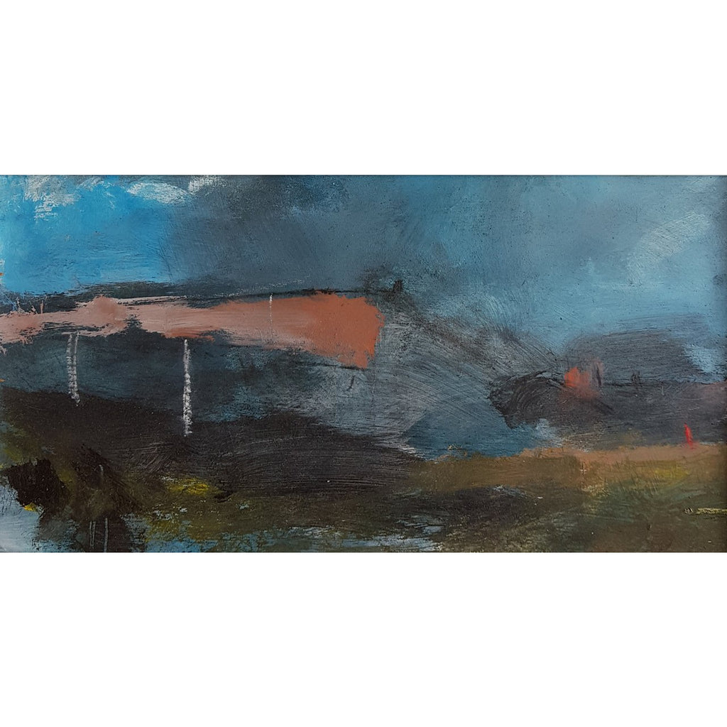 Etruria from Train II by Ian Mood | Original Art by Ian Mood | Barewall Art Gallery