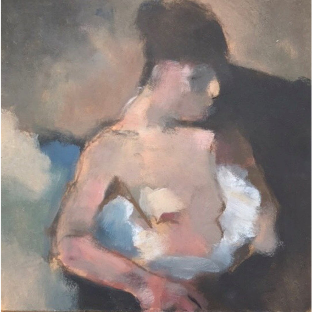 Figure Study I 2018 by Ian Mood | Original Art by Ian Mood | Barewall Art Gallery
