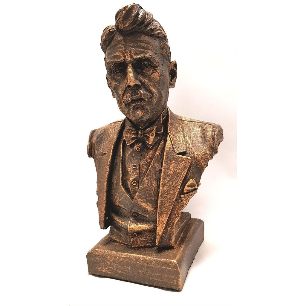 Arnold Bennett Bust by Arnold Bennett Society | Gift by Potteries Gifts | Barewall Art Gallery