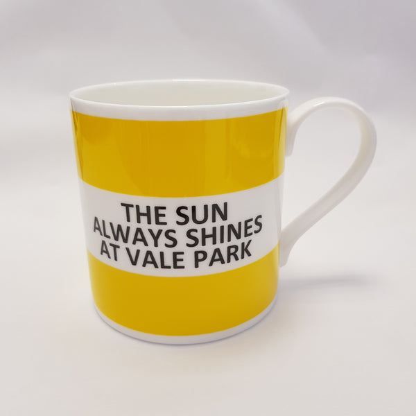 Potteries Gifts Gift Life's Better with the Valiants Mug by The Pot Bank