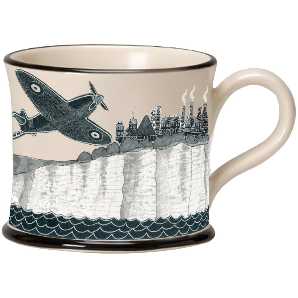 Potteries Gifts Gift Spitfire Mug by Moorland Pottery