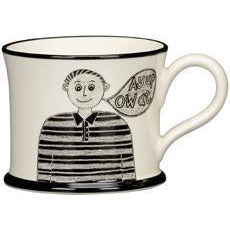 Potteries Gifts Gift Stokie Bloke Mug by Moorland Pottery