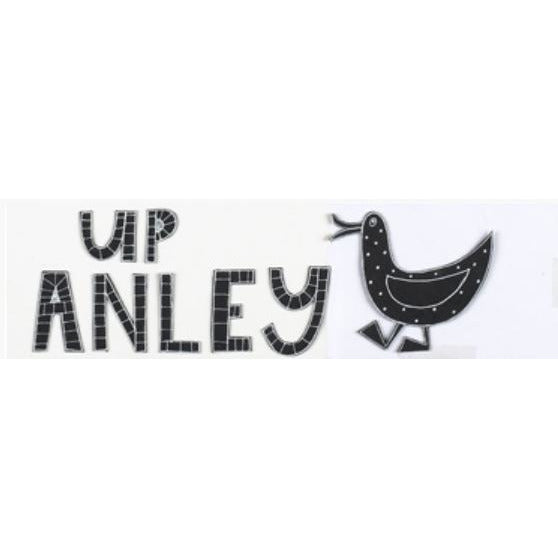 Potteries Gifts Gift Up Anly Duck Mug by Moorland Pottery