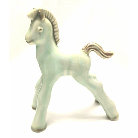 Foal circa 1941 by Agnete Hoy | Ceramics by Pottery - Handpainted | Barewall Art Gallery