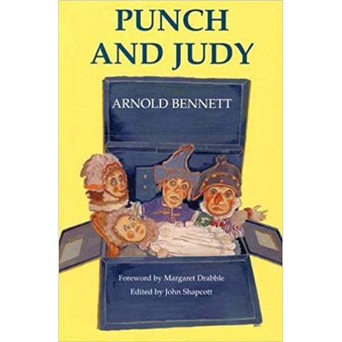 Barewall Books Book Punch and Judy by Arnold Bennett