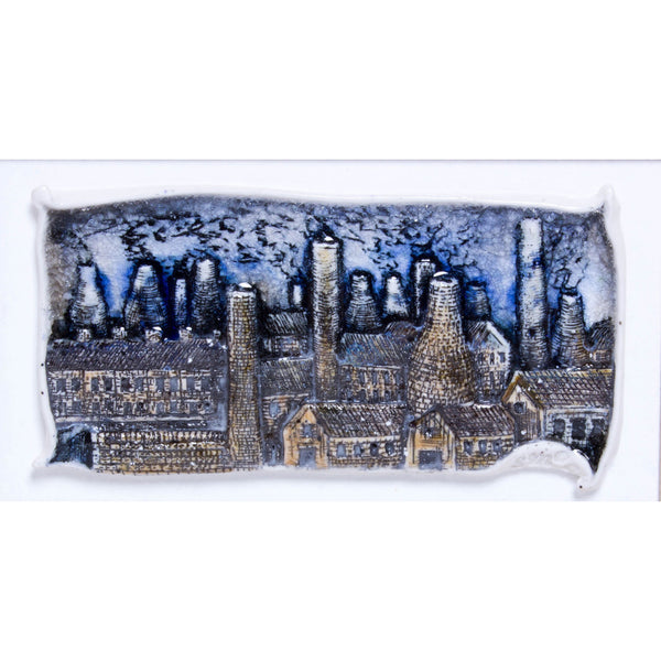 Fresh Air from Stoke by Shauna McCann | Ceramics by Shauna McCann | Barewall Art Gallery