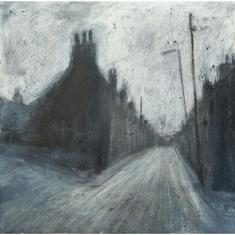 Stephen Liddle Original Art SL4. September Morning, Tunstall by Stephen Liddle