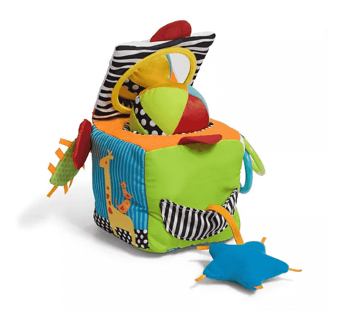 Infantino Discovery Cube