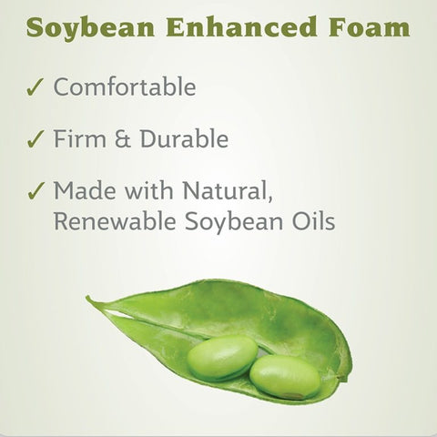 soybean changing pad