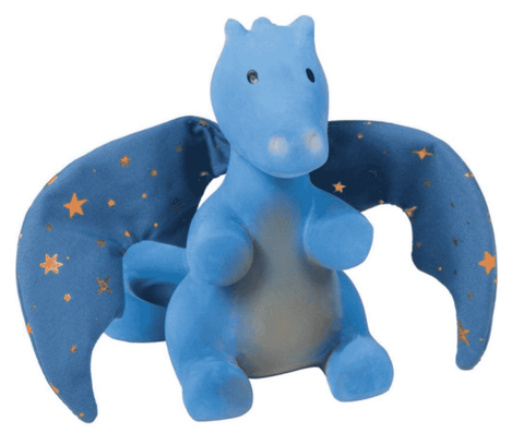 Dragon crinkle toy