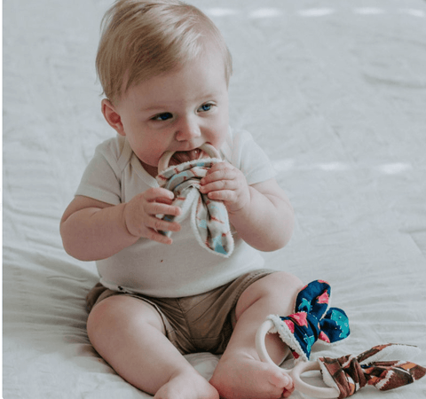 Crinkle toy for babies