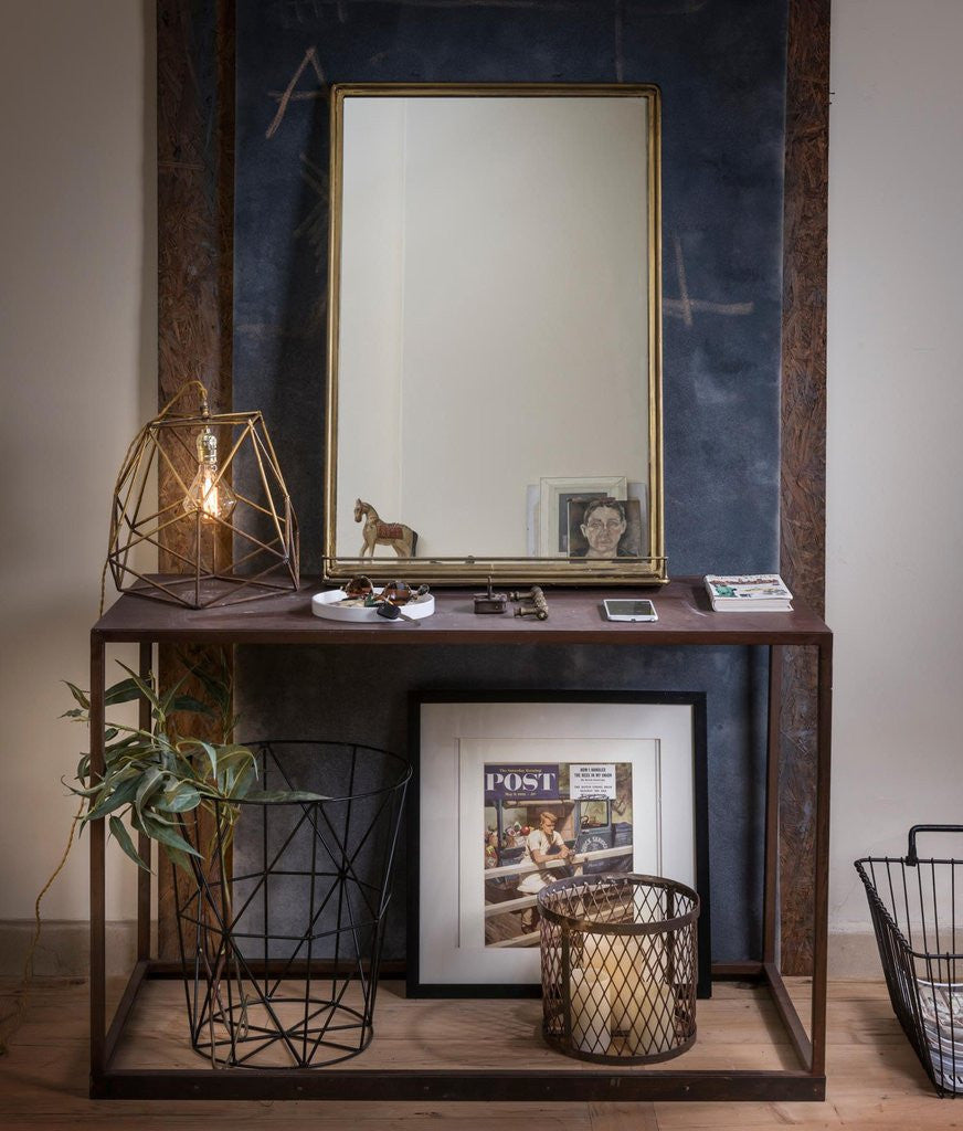 EVERY HOME DESERVES AN ENTRYWAY CONSOLE
