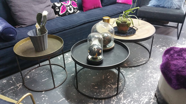 ALEXANDER- TRAY COFFEE TABLES