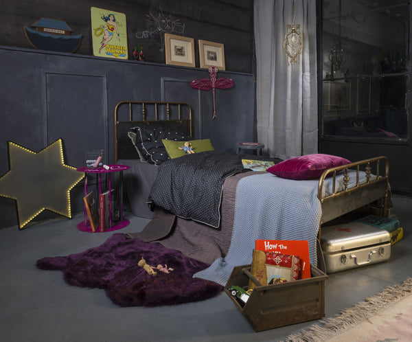 NELLA -Kids Vintage metal bed