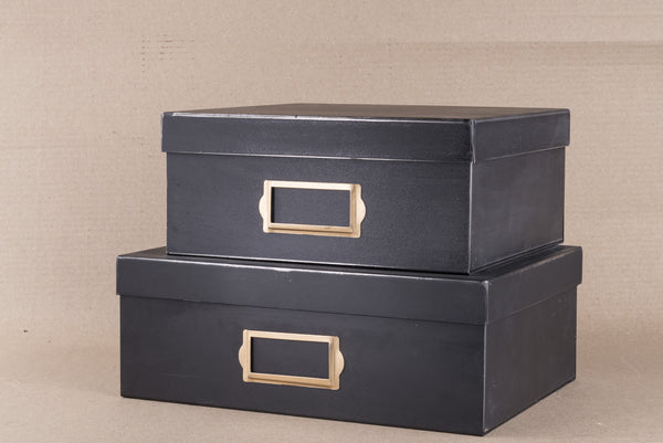 DOLLY-  Metal storage box