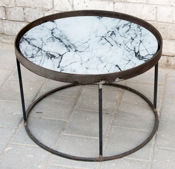 SORA -ROUND SIDE TABLE