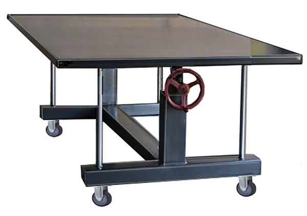 THEO - INDUSTRIAL DINING TABLE