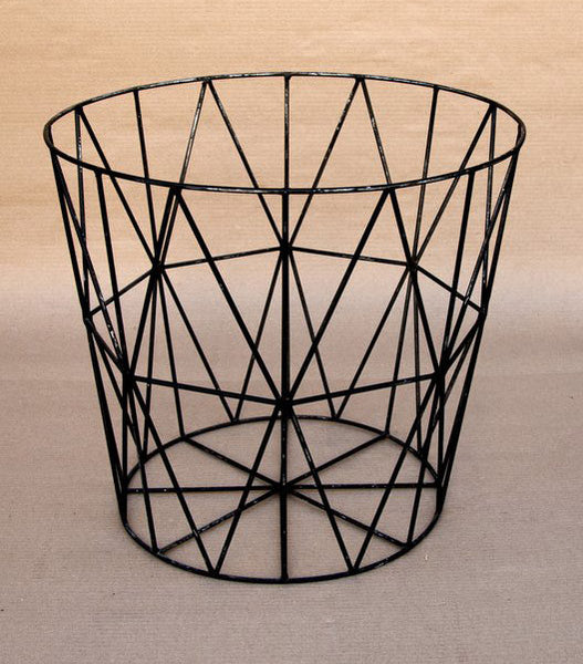 KELLY - METAL SPIDER WEB BASKET