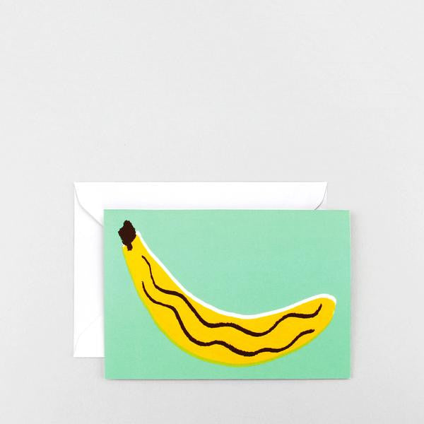 Banana Greetings Card