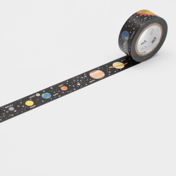Planet Kids Washi Tape