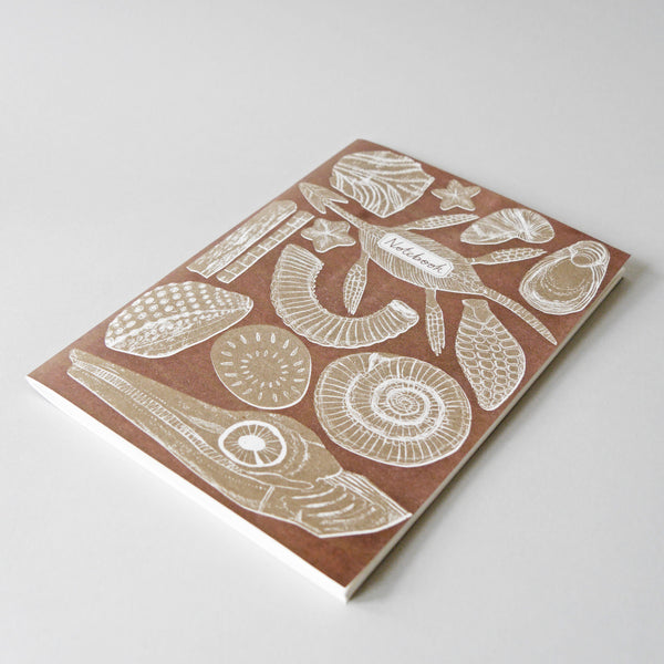 Fossil Hunter Notebook