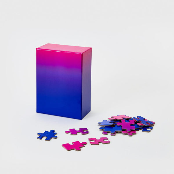 Small Gradient Puzzle Purple/Pink