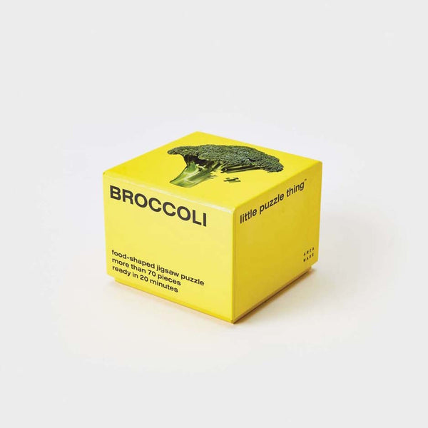 Little Puzzle Thing | Broccoli