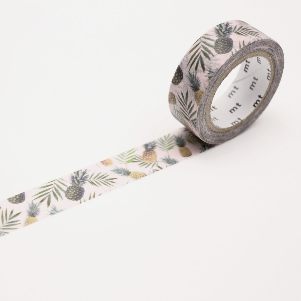 Pineapple MT Washi Tape