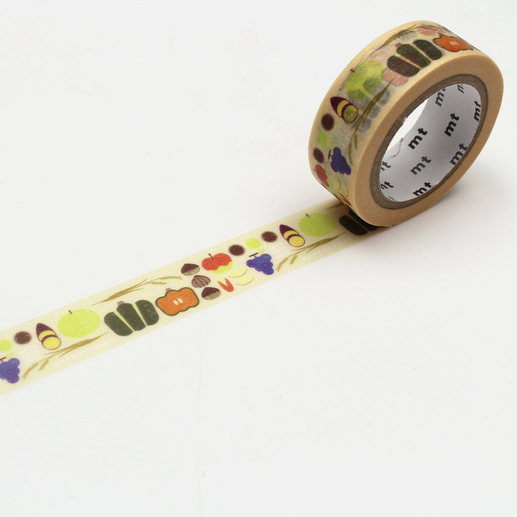 Fruitful MT Washi Tape
