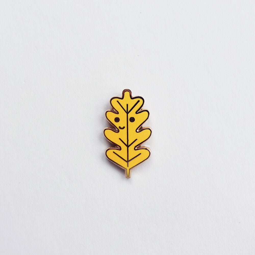 Oak Leaf Pin