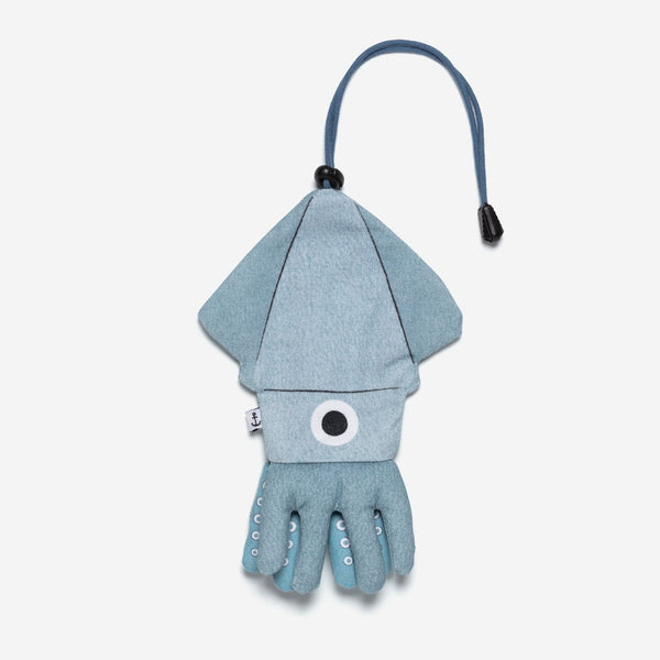 Don Fisher Squid Keychain