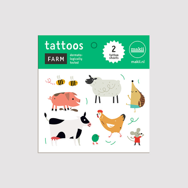 Tattoo Set Farm