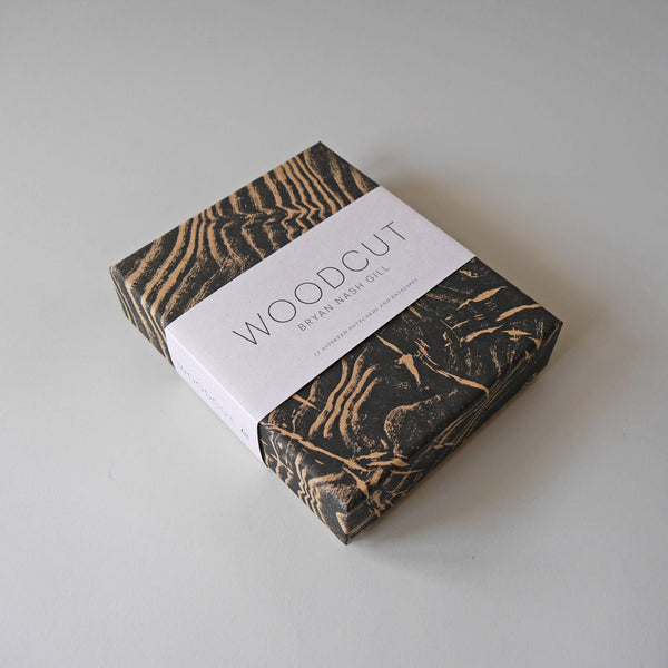Woodcut Notecard Set