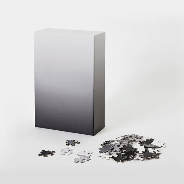 Gradient Puzzle Black/White