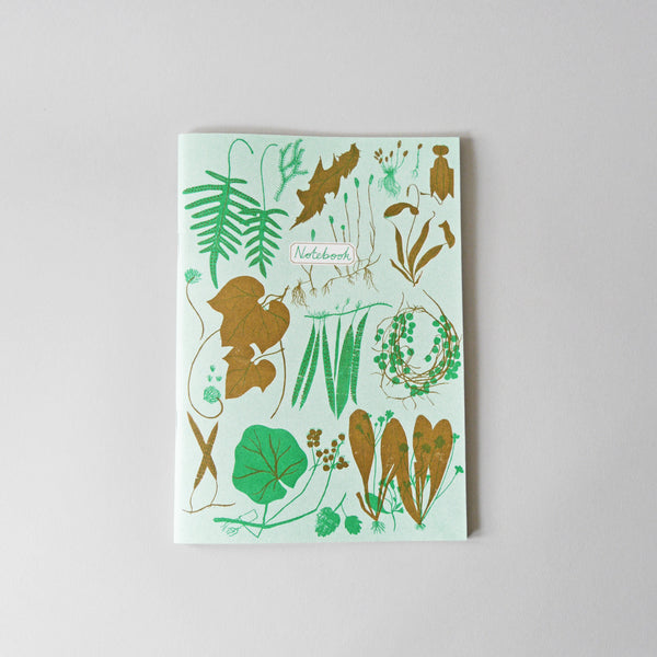 Botanist Notebook