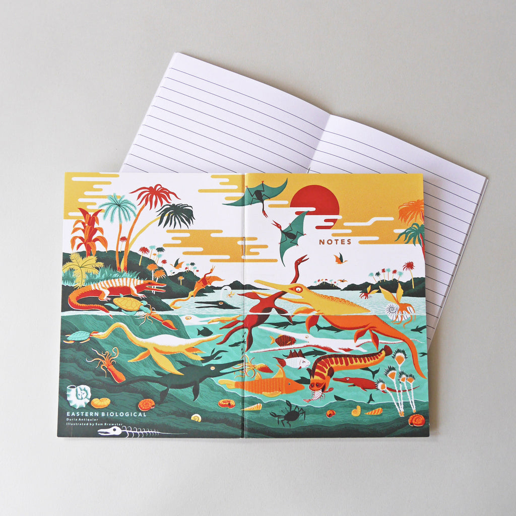 Duria Antiquior Small Notebook