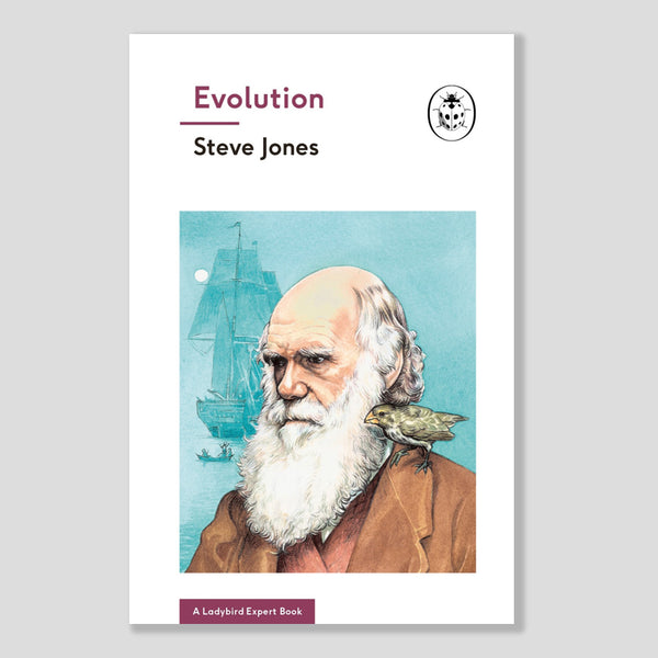 Evolution: A Ladybird Expert Book