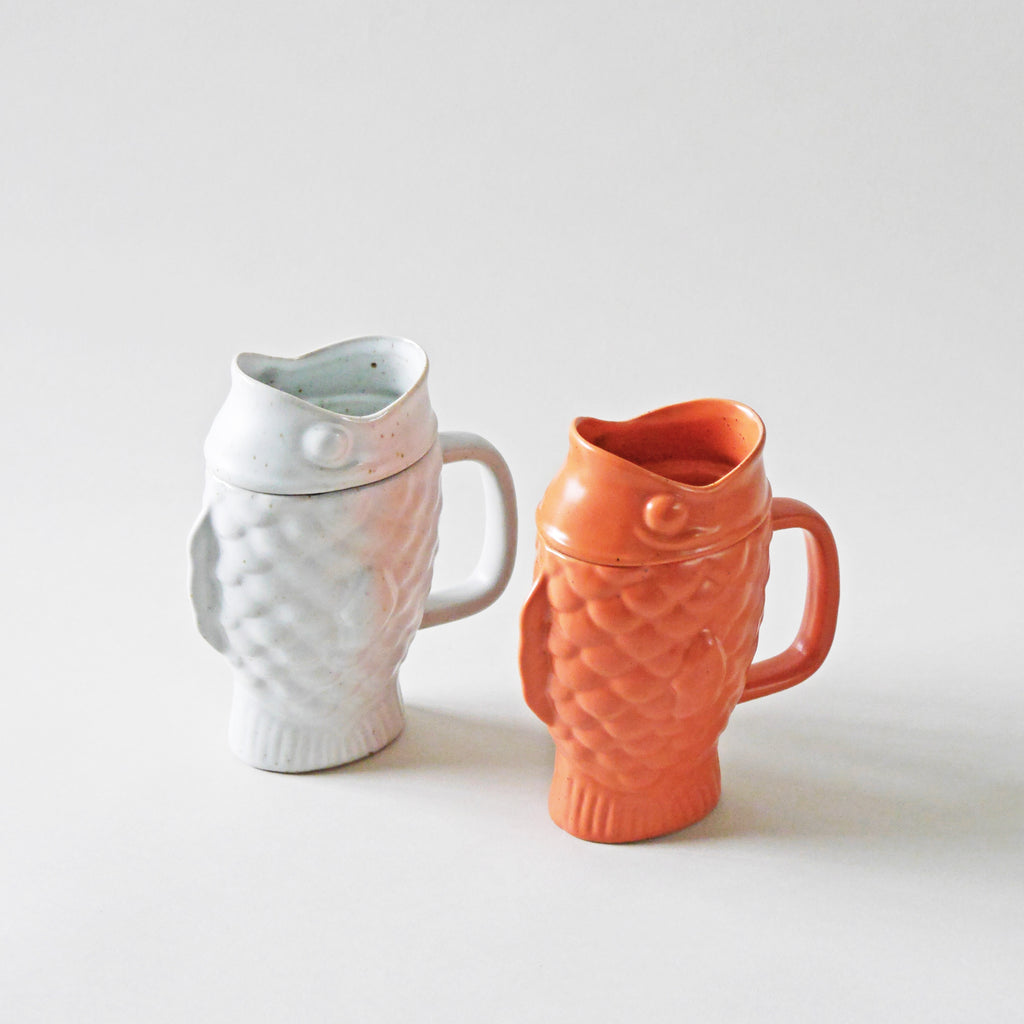 Taiyaki Fish Tea Infuser Mug