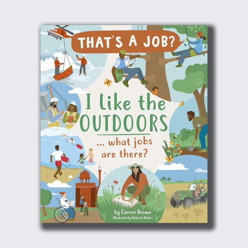 I Like The Outdoors...what jobs are there?