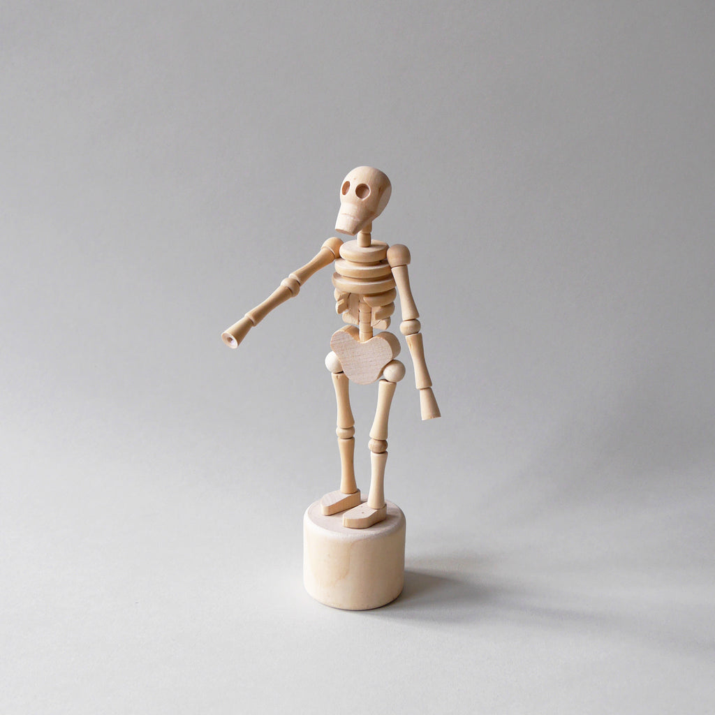 Lazy Bones Skeleton