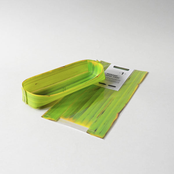 Banana Leaf Tray