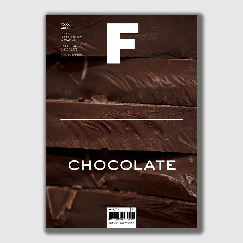 Magazine F | Chocolate