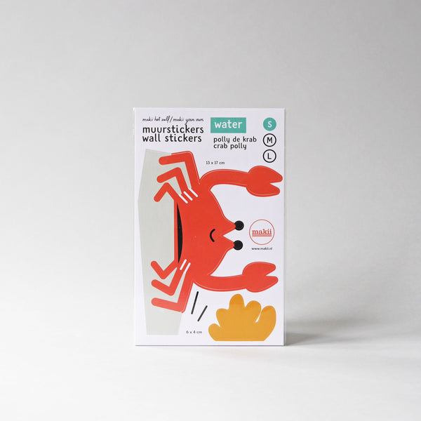 Crab Wall Sticker