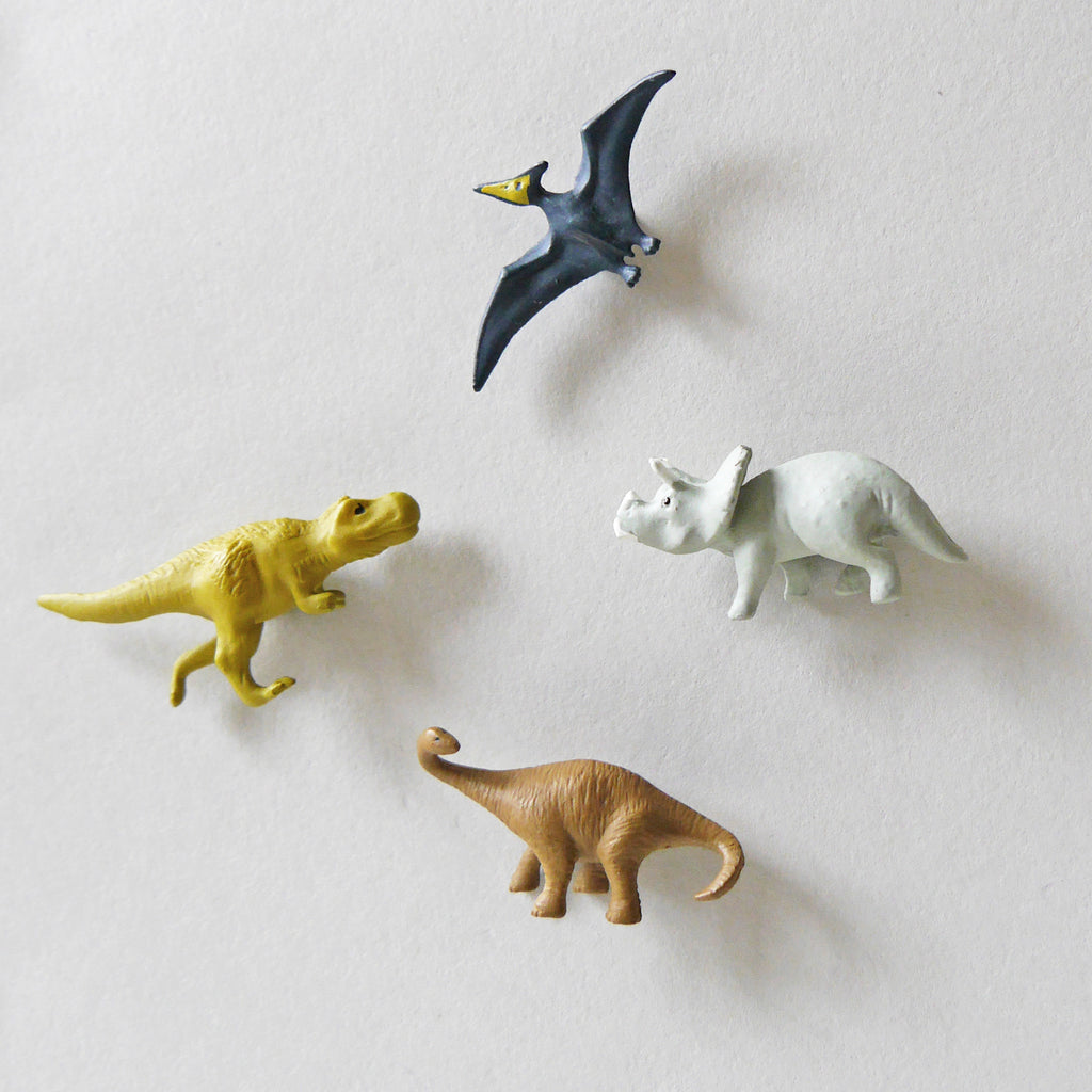Dinosaur Mini Magnets